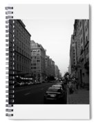 Dc Afternoons Spiral Notebook