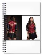 Dc Comics Wonder Woman Jacket Spiral Notebook