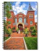 Dc Museum Spiral Notebook
