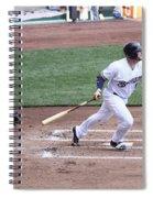 Stephen Vogt  Spiral Notebook