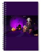 Ddtank Spiral Notebook