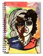 De Femme Spiral Notebook