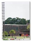 De Young Museum In San Francisco, California Spiral Notebook