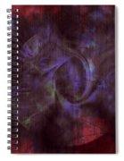 Dead Cities Spiral Notebook