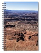 Dead Horse State Park Spiral Notebook