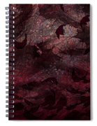 Dead Leaves Spiral Notebook