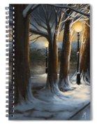 Dead Of Night Spiral Notebook