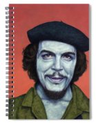 Dead Red - Che Spiral Notebook