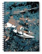 Dead Salmon 3 Spiral Notebook