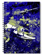 Dead Salmon 5 Spiral Notebook