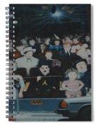 Dead Stars Spiral Notebook