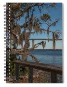 Dead Wood Pass Spiral Notebook