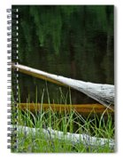Deadwood And Pine Reflections Spiral Notebook
