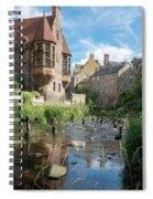 Dean Village Spiral Notebook