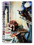 Dear Diary Spiral Notebook