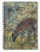 Dear Or Deer Being Hunted Spiral Notebook