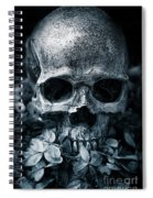Death Comes To Us All Spiral Notebook