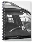 Death Driver Spiral Notebook