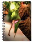 Death Is Beautiful Spiral Notebook