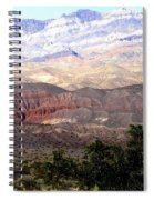 Death Valley 1 Spiral Notebook