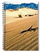 Death Valley National Park Spiral Notebook