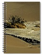 Death Valley Salt Spiral Notebook