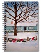 December 2000 Spiral Notebook