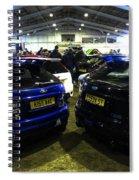 December's Meet Spiral Notebook