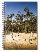 Deception Bay Conservation Park Spiral Notebook
