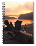 Deception Dawn Spiral Notebook