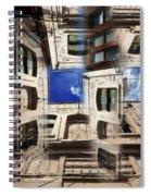 Deception Spiral Notebook