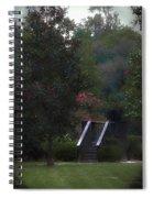 Deck Of Appeasement Spiral Notebook