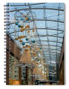 Deck The Halls 3 Spiral Notebook