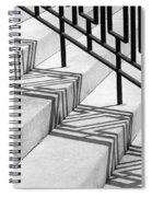 Deco Shadow Spiral Notebook