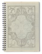 Decorative Design, Carel Adolph Lion Cachet, 1874 - 1945 Gs Spiral Notebook