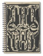 Decorative Design, Carel Adolph Lion Cachet, 1874 - 1945 H Spiral Notebook