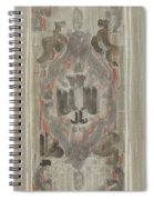 Decorative Design, Carel Adolph Lion Cachet, 1874 - 1945 J Spiral Notebook