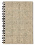 Decorative Design, Carel Adolph Lion Cachet, 1874 - 1945 R Spiral Notebook