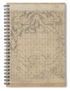 Decorative Design, Carel Adolph Lion Cachet, 1874 - 1945 Sv Spiral Notebook