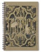 Decorative Design, Carel Adolph Lion Cachet, 1874 - 1945 Vq Spiral Notebook