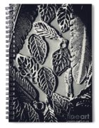 Decorative Nature Design  Spiral Notebook
