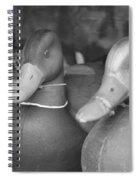 Decoys Spiral Notebook