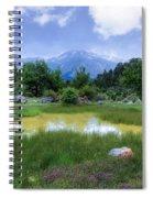 Dedegol Mountain - Turkey Spiral Notebook