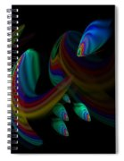 Deep Blue 2 Spiral Notebook