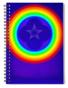 Deep Blue See Spiral Notebook