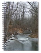 Deep Creek - Green Lane - Pa Spiral Notebook