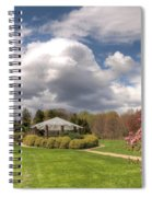 Deep Cut Gardens In Spring  Spiral Notebook