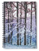 Deep Freeze Spiral Notebook