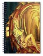 Deep Inebriety Spiral Notebook