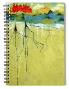 Deep Roots Spiral Notebook